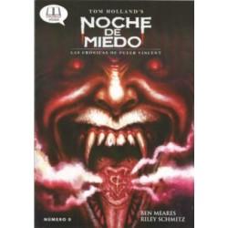 NOCHE DE MIEDO: LAS CRONICAS DE PETER VINCENT núm.0