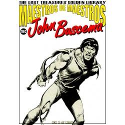 THE LOST TREASURES' GOLDEN LIBRARY - MAESTROS DE MAESTROS: JOHN BUSCEMA
