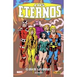 COLECCION LOS ETERNOS 01: EL DIA DE LOS DIOSES