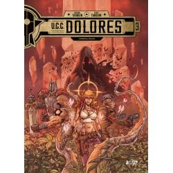 U.C.C. DOLORES 03. CRISTAL ROJO