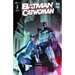 BATMAN/CATWOMAN NÚM. 2 DE 12
