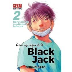 GIVE MY REGARDS TO BLACK JACK 02. SERVICIO DE MEDICINA INTERNA