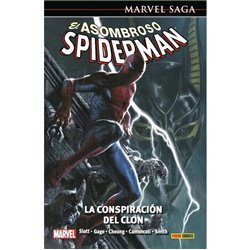 EL ASOMBROSO SPIDERMAN 55. LA CONSPIRACION DEL CLON (MARVEL SAGA 122)