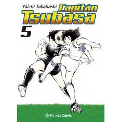 Capitán Tsubasa nº 05/21