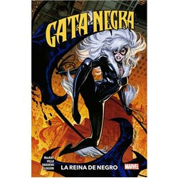 GATA NEGRA 03: LA REINA DE NEGRO