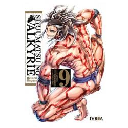 SHUUMATSU NO VALKYRIE. RECORD OF RAGNAROK 09