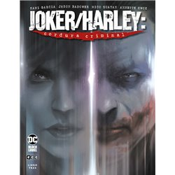 JOKER/HARLEY: CORDURA CRIMINAL VOL. 03 DE 3