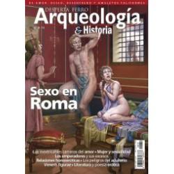 Desperta Ferro Arqueología e Historia n.º 39: Sexo en Roma