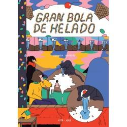 GRAN BOLA DE HELADO (ABRIGADITOS 02)