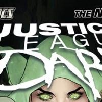 DC Comics New 52 Preview: Justice League Dark #1