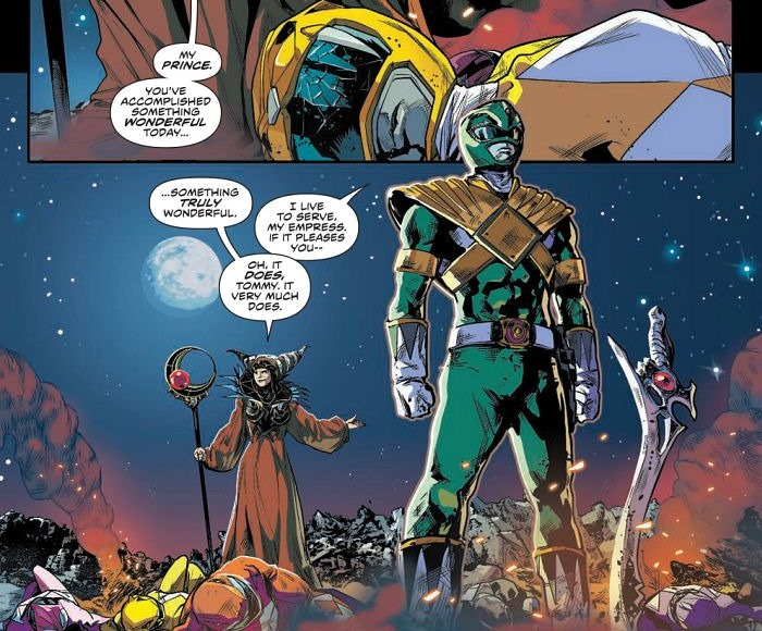Image result for Comic Boom Power Rangers
