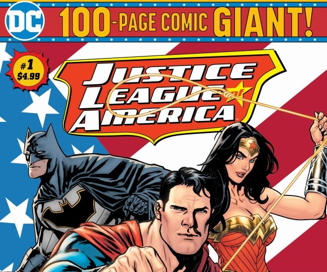 Image result for dc walmart anthology