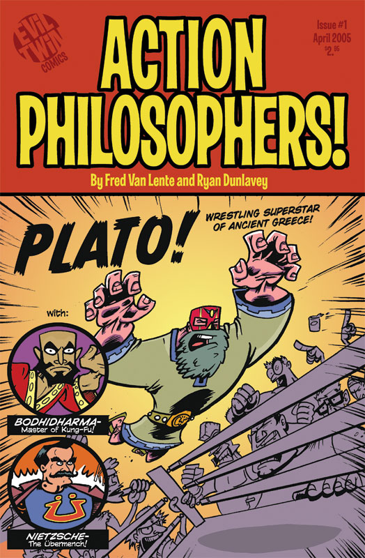 I will bet 10 bucks none of you knew that Plato could probably kick your ass before you read this book.