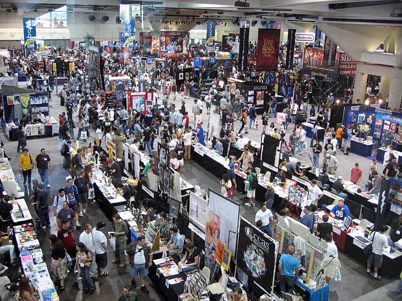 Image result for comic book convention