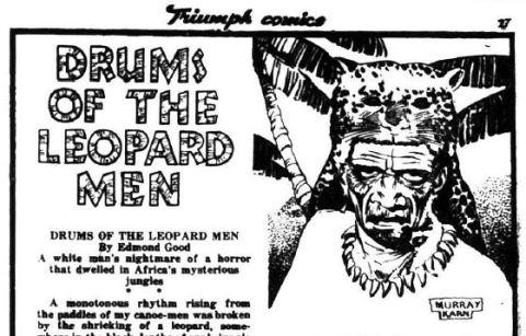 From Triumph Comics No. 8