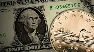 US Dollar and Loonie