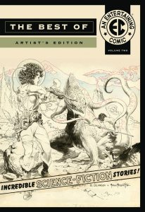 The Best Of EC Artist's Edition Vol 2 cover