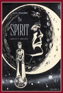 Will Eisner's The Spirit Artist's Edition Vol 2 cover