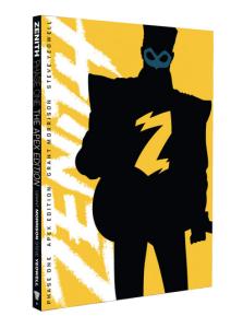 Zenith Apex Edition cover prelim