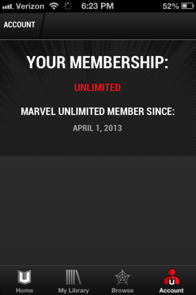 Marvel Unlimited Bugs