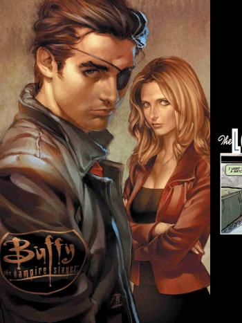 IPad Buffy Reading