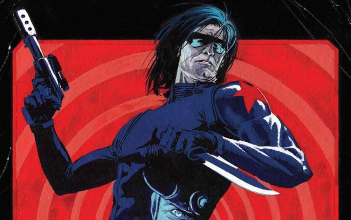 Marvel Now Winter Soldier