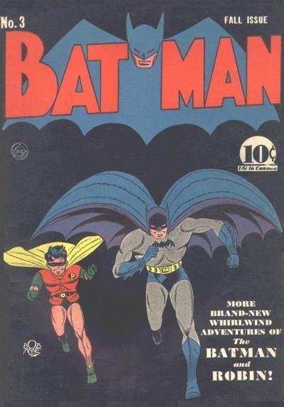 Batman and Robin team up