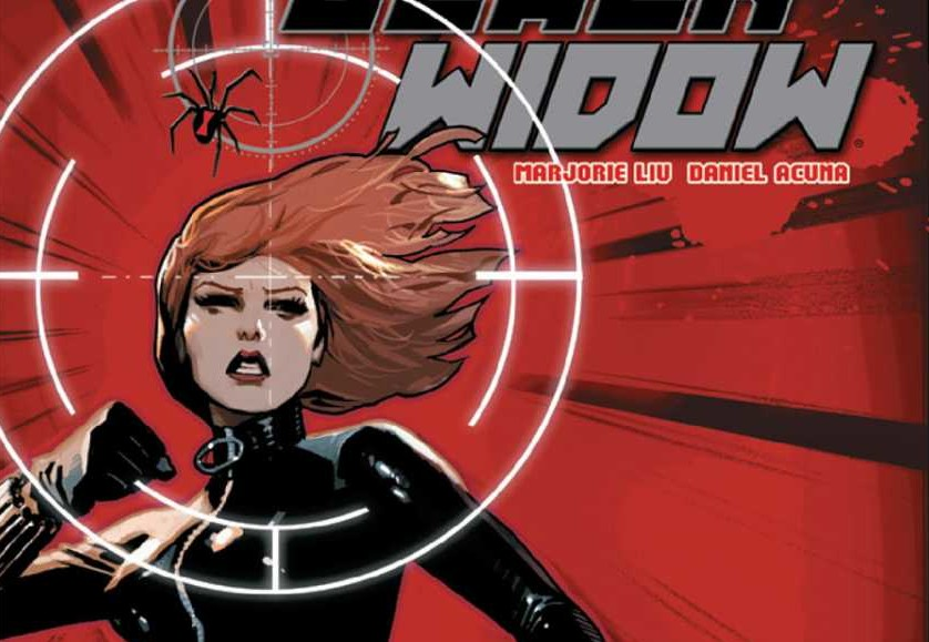Black Widow the name of rose