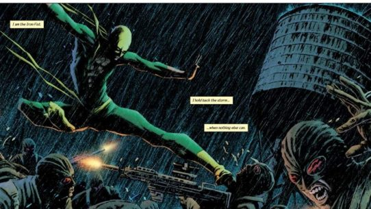 Image result for immortal iron fist volume  5