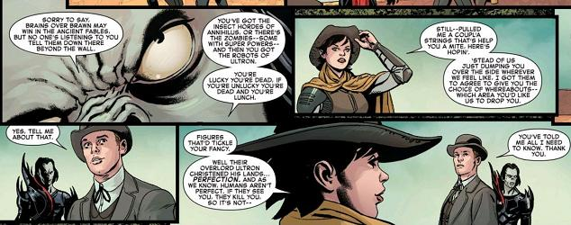 Morbius and 1872 Jan were sent to the Shield for excessive word-ballooning...