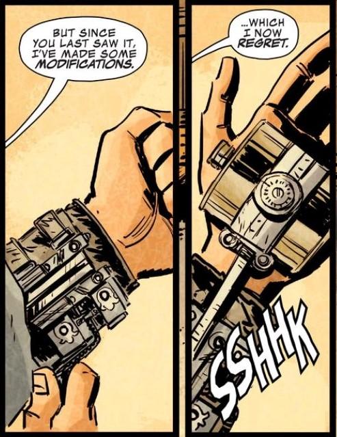 Go go ol'-timey flask launcher!