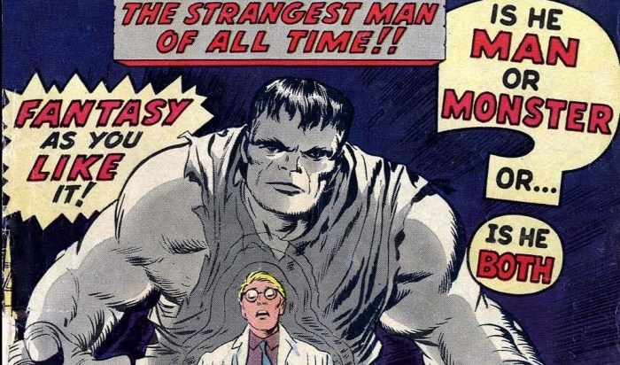 Marvel Hulk debut