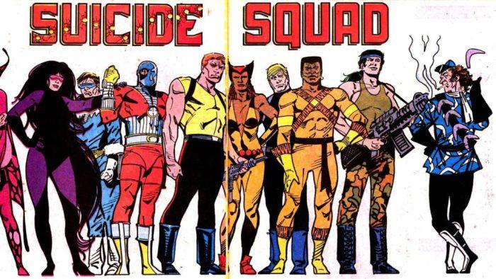 The original Suicide Squad
