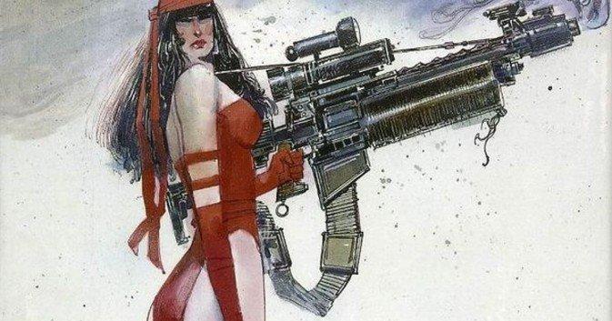 Frank Miller's Elektra