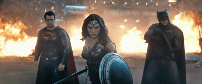 Wonder Woman is a highlight