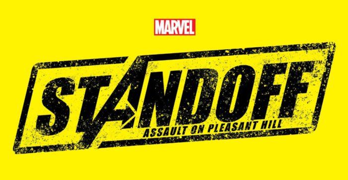 Avengers Standoff Marvel Comics