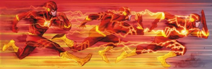 The Flash of DC's New 52