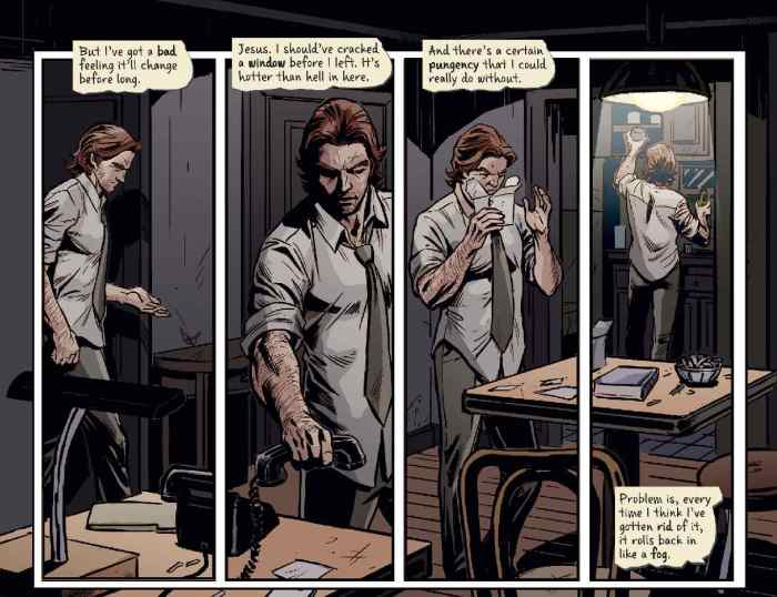 Fables Universe expands with Fables the Wolf Among us comic