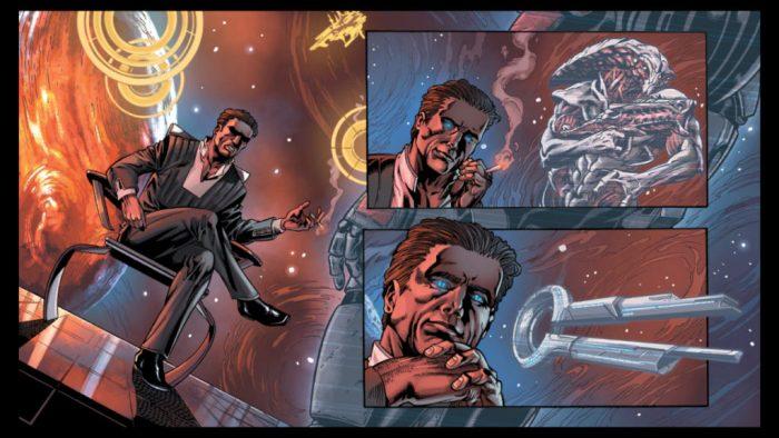 Mass Effect Comics by Dark Horse