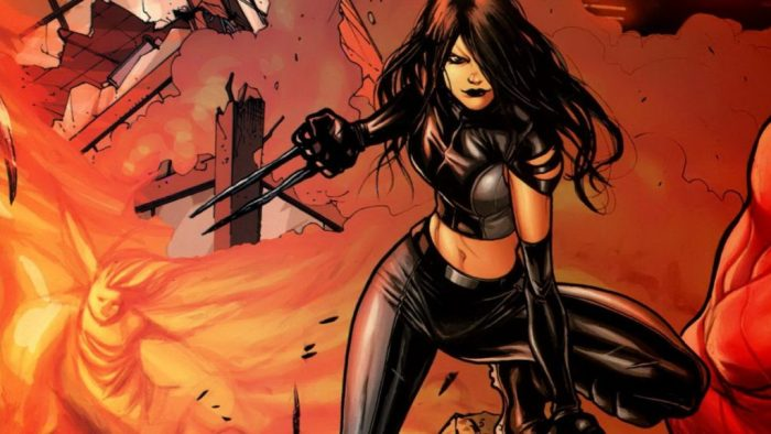 X-23 on X-Force
