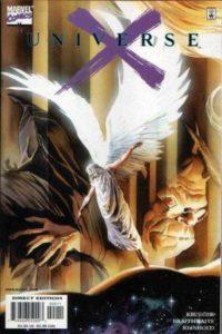 Universe X #0 cover art