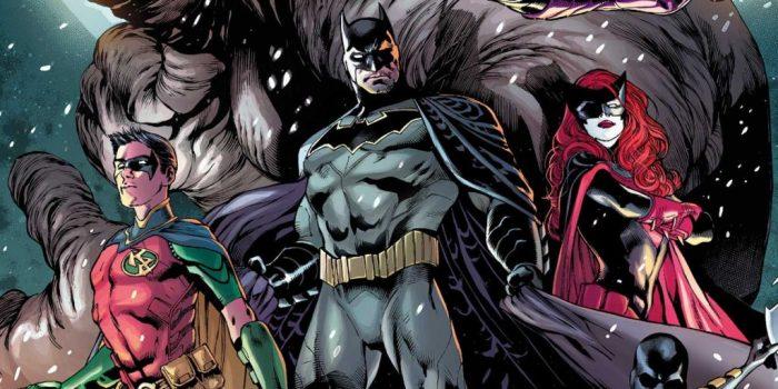 DC Rebirth Detective Comics