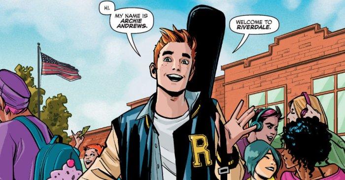 Archie vol. 1 Mark Waid Fiona Staples