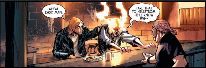 Spirits of Vengeance comic book