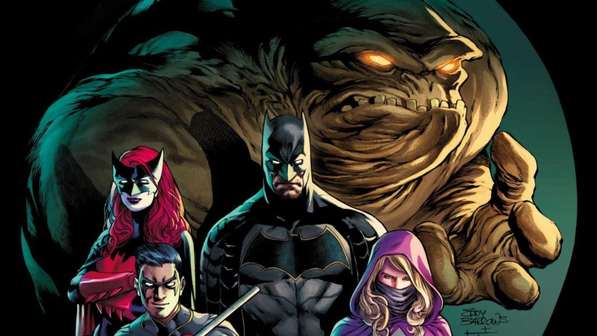 DC Rebirth's Detective Comics led by Batwoman and Batman