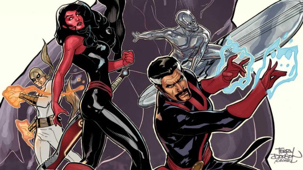 Marvel Now era Defenders