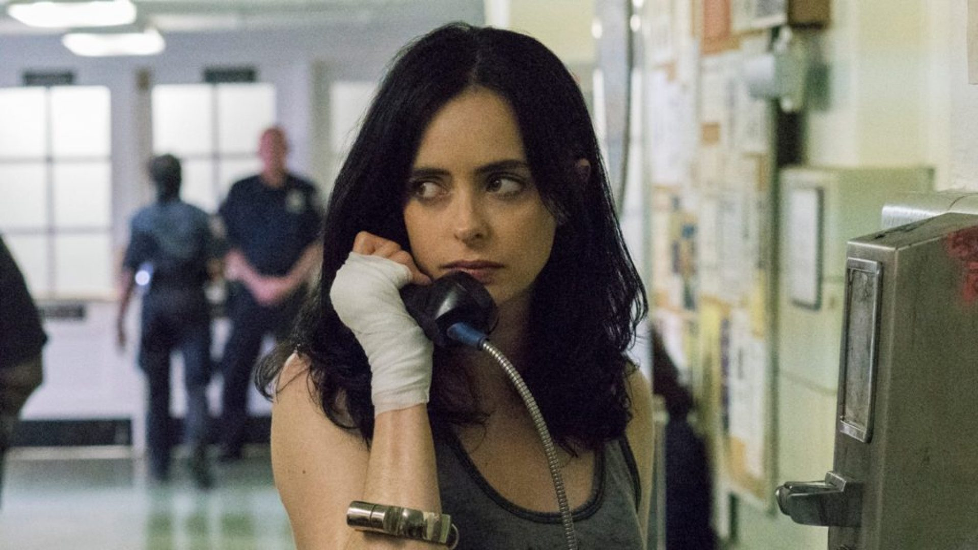 Marvel Netflix Jessica Jones season two