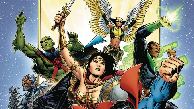 New Justice written by Scott Snyder