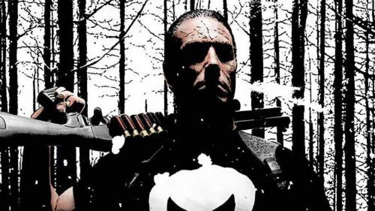 Marvel's Punisher Max comics