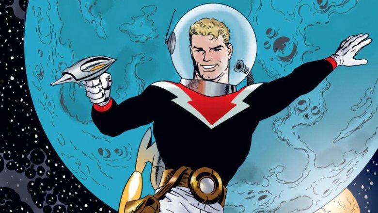 Flash Gordon comic books